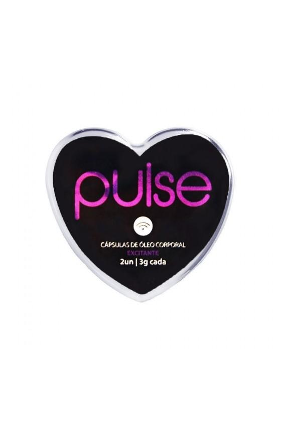 Bolinha Explosiva Pulse 2 Unidades - Pulse Excitante